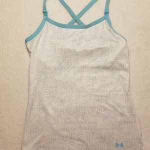 UNDER ARMOUR athletic tank